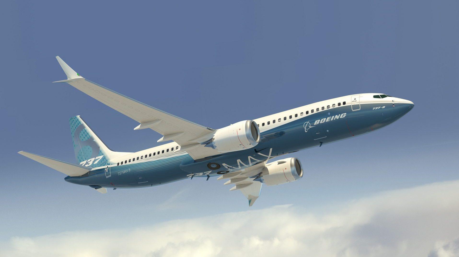Enter Air recibe su primer Boeing 737 MAX.