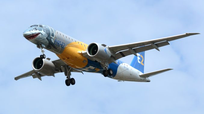 Brazilian government OKs Boeing's joint venture with Embraer for commercial jets