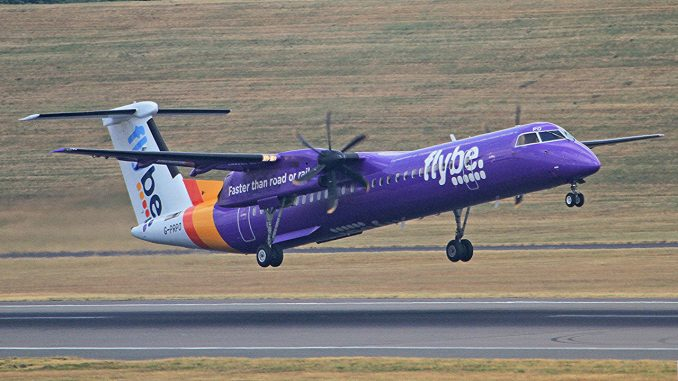 Stobart Teams Up With Virgin Atlantic To Buy Flybe