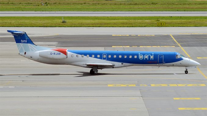East Midlands airline Flybmi cancels all flights and files for administration