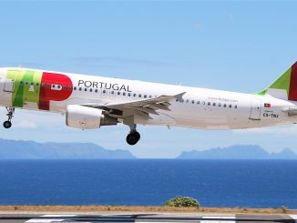 TAP Air Portugal Airbus A320