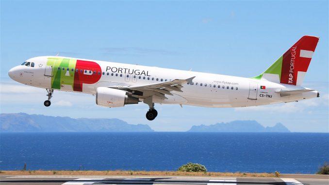 TAP Air Portugal Airbus A320