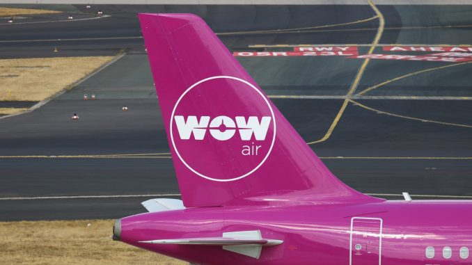 No-frills airline: WOW Air back in talks with Icelandair after Indigo goes
