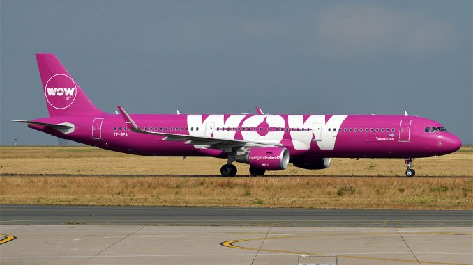 WOW Air shutters and cancels all flights