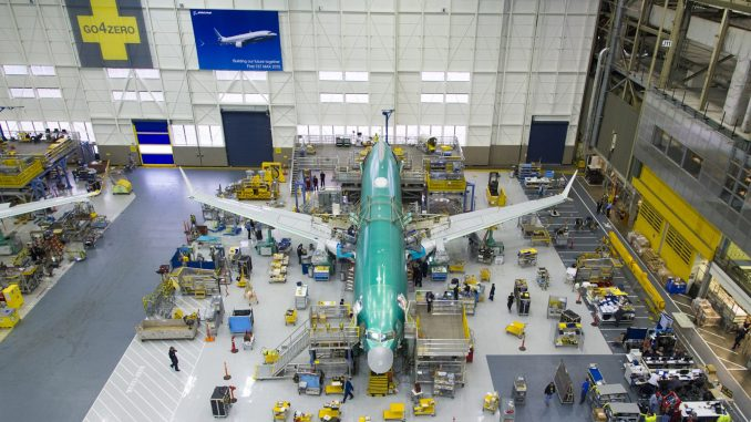 Boeing shares fall as 737 Max trouble continues