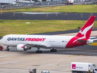 Qantas Freight Boeing 767F