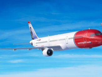 Norwegian Airbus A321